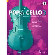 Schott Pop For Cello 3