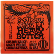 Ernie Ball 2624 Skinny Top Heavy Bottom