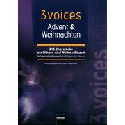 Helbling Verlag 3 Voives Advent & Weihnachten
