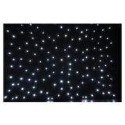 Showtec Stardrape 2x3m White LED