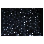 Showtec Stardrape 4x6m White LED