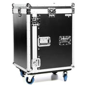 Flyht Pro Case 12U L-Rack Wheels