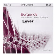 Bow Brand Burgundy 3rd B Gut Str. No.18