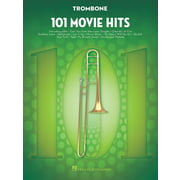 Hal Leonard 101 Movie Hits for Trombone