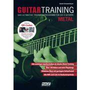 Hage Musikverlag Guitar Training Metal
