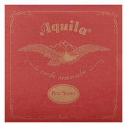 Aquila 86U Red Series Concert Uke Set