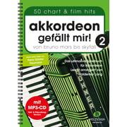 Holzschuh Verlag Accordion gefällt mir! 2+CD