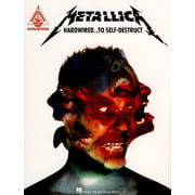 Hal Leonard Metallica: Hardwired...To Self