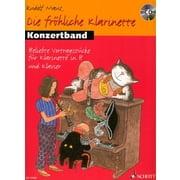 Schott Mauz Fröhliche Konzertband