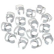 Stairville Snap light silver 15 pcs