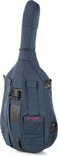 Christopher PV502 BL 3/4 Double Bass Bag