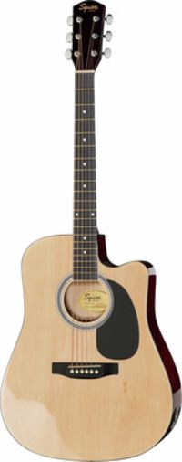 Fender Squier SA-105CE NA