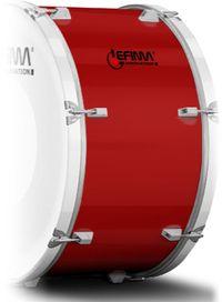 Lefima Cylinder Decor Color ChilliRed