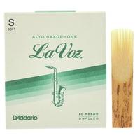 DAddario Woodwinds : La Voz Alto Sax S