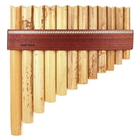 Gewa : Panpipes C- Major 12 Pipes