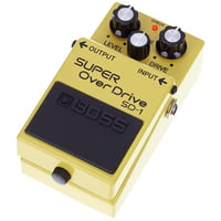 Boss : SD-1 Overdrive