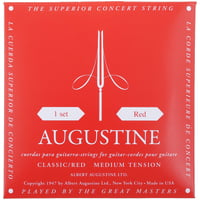 Augustine : Concert Red