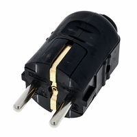 Stairville : Safety Power Plug Male