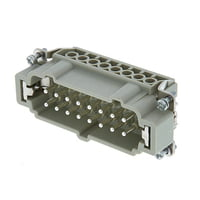 Harting : 16pin Male Multipin chassis