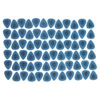 Dunlop : Tortex Standard 1,0 Blue 72Pcs