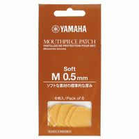 Yamaha : Mouthpiece Cushions 0,5mm Soft