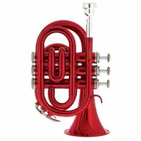 Thomann : TR 5 Red Bb-Pocket Trumpet