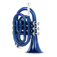 Thomann : TR 5 Blue Bb-Pocket Trumpet