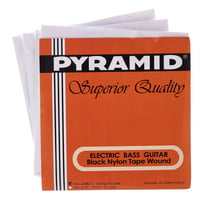 Pyramid : Black Tape Nylon Set 648/1