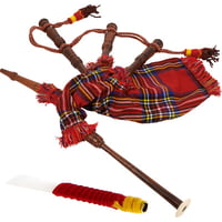 Thomann : Mc Mini Bagpipe Set