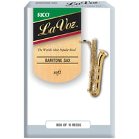 DAddario Woodwinds : La Voz Baritone Sax S