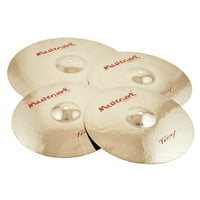 Masterwork : Troy Cymbal Set