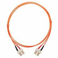 pro snake : LWL Madi-Cable SC Duplex 2m