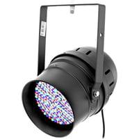 Stairville : LED PAR 64 10 mm black RGB