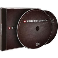 Native Instruments : Traktor Scratch Control CD MKI