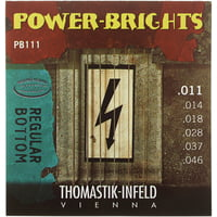 Thomastik : Power Brights Medium