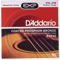 Daddario : EXP-42 Resophonic