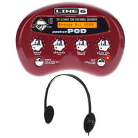Line6 : Pocket Pod Jam-Bundle