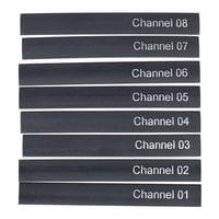Sommer Cable : Shrinktube Set 1-8