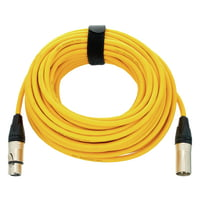 pro snake : 17900 Mic-Cable 15m Yellow