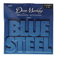 Dean Markley : 2554CL Blue Steel 9-46