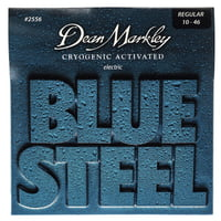 Dean Markley : 2556 REG Blue Steel