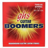 GHS : GB12XL-Boomers