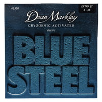 Dean Markley : 2550 XL Blue Steel