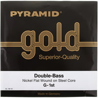 Pyramid : Double Bass Gold