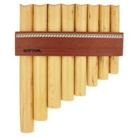 Gewa : Panpipes C- Major 8 Pipes