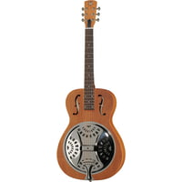 Dobro : Hound Dog Round Neck