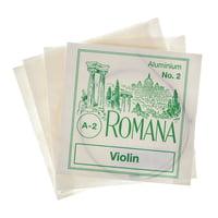 Romana : Violin Strings Set