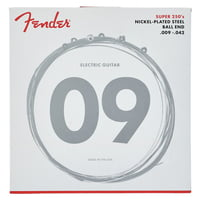 Fender : 250L Guitar Strings