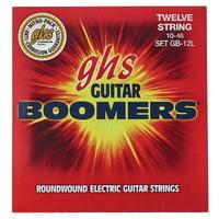 GHS : GB12L-Boomers