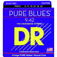 DR Strings : Pure Blues PHR-9